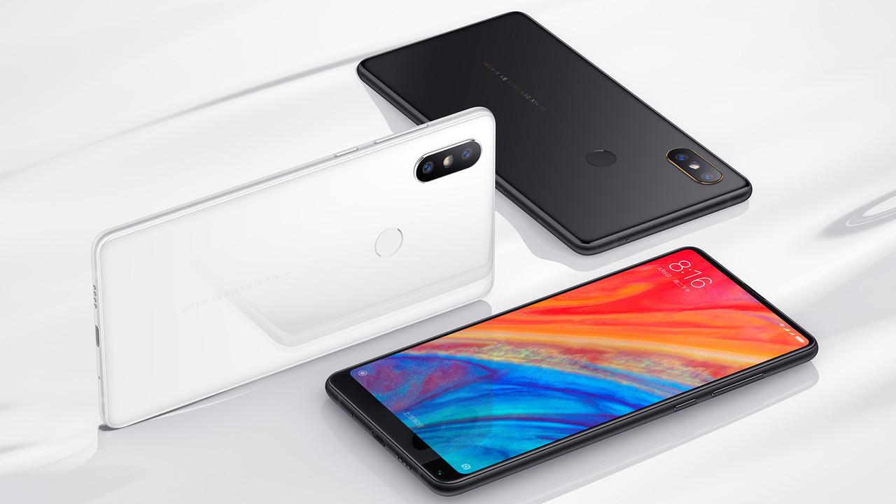 Xiaomi Mi Mix 2S: Qi, Dual-Kamera und Snapdragon 845 ab 420 Euro