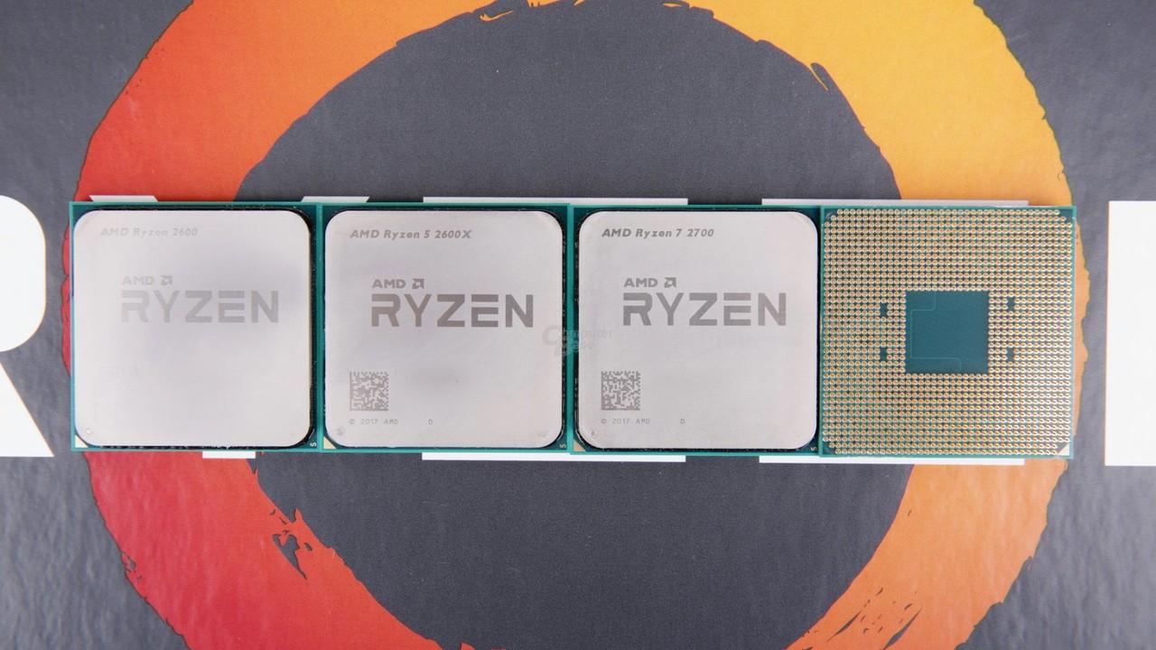 AMD Ryzen 2000: Erste Testergebnisse zeichnen noch kein klares Bild