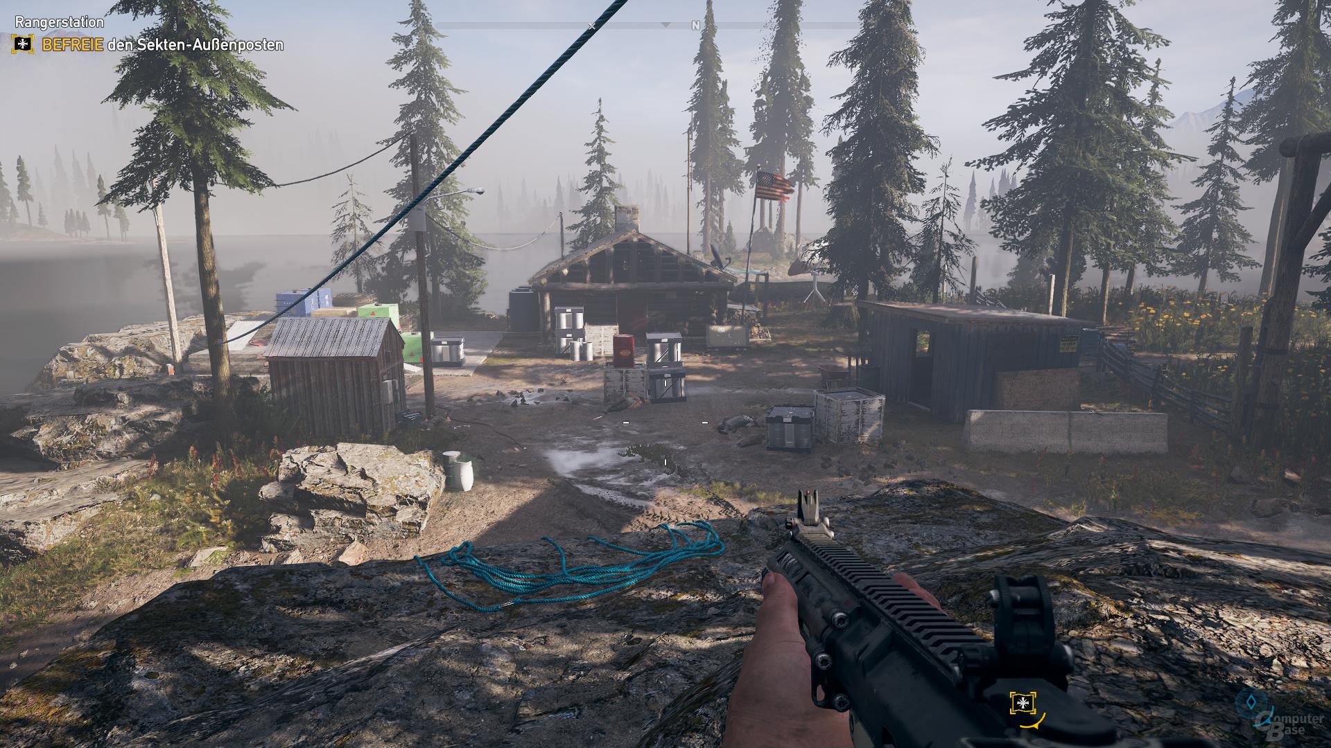 Far Cry 5 – Hoch-Preset