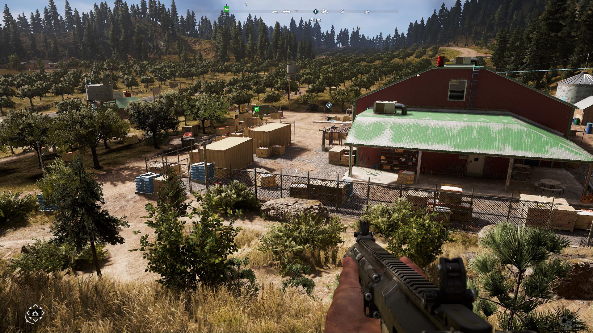 Far Cry 5 – Mittel-Preset