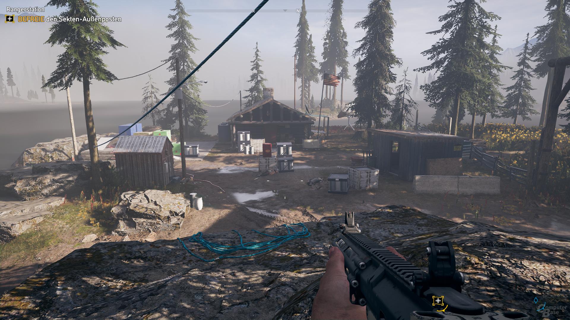Far Cry 5 – Niedrig-Preset