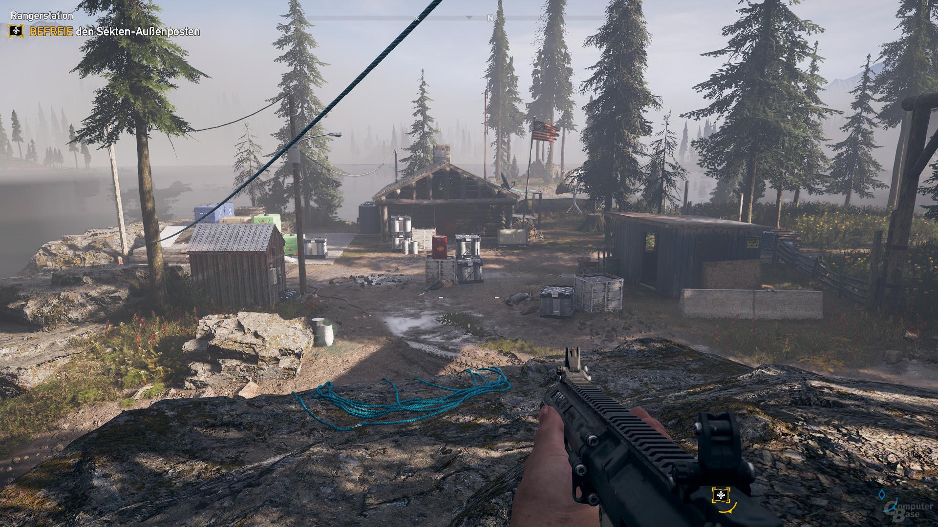 Far Cry 5 – Ultra-Preset