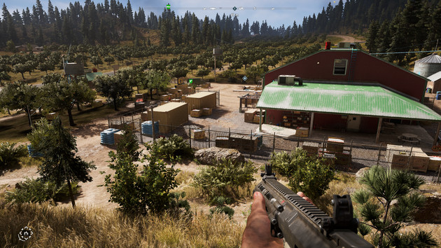 Far Cry 5 im Test: Benchmarks und Eindrücke aus der schönen Sandbox