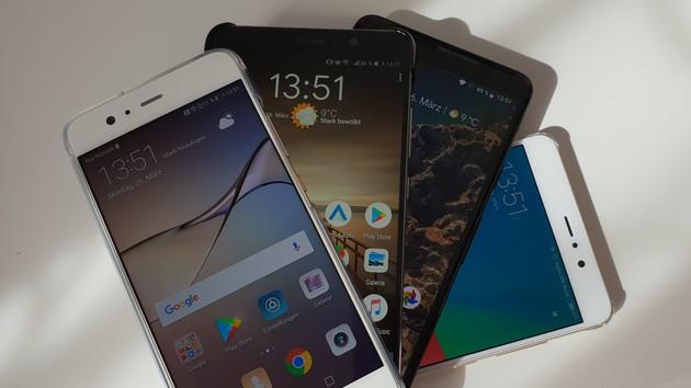 Aktion: 10 Prozent Rabatt auf Smartphones bei eBay