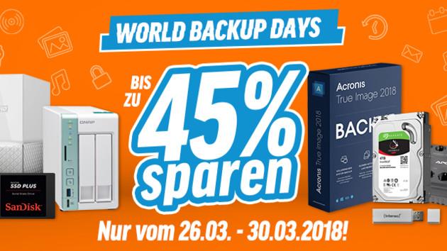 notebooksbilliger.de: Rabatte auf NAS, SSDs und USB-Sticks