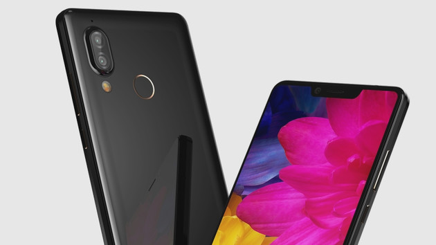 "Sharp Aquos S3: Das ""kompakteste 6-Zoll-Smartphone"" mit Notch"