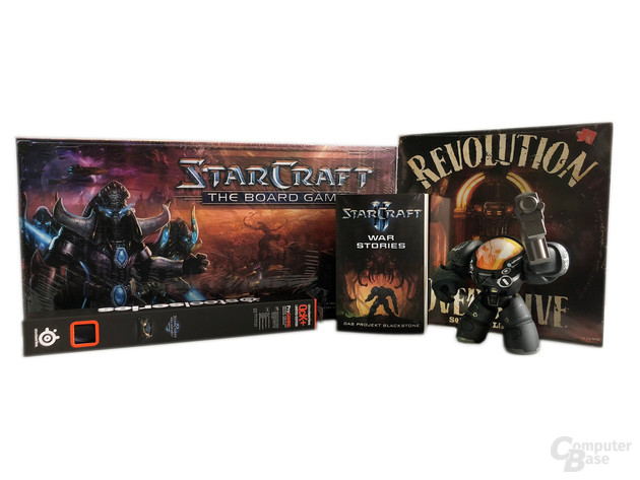 StarCraft Gewinnspiel