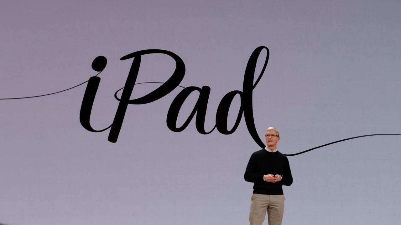 Apple iPad 9,7 (2018): Mit Unterstützung für Apple Pencil ab 349 Euro
