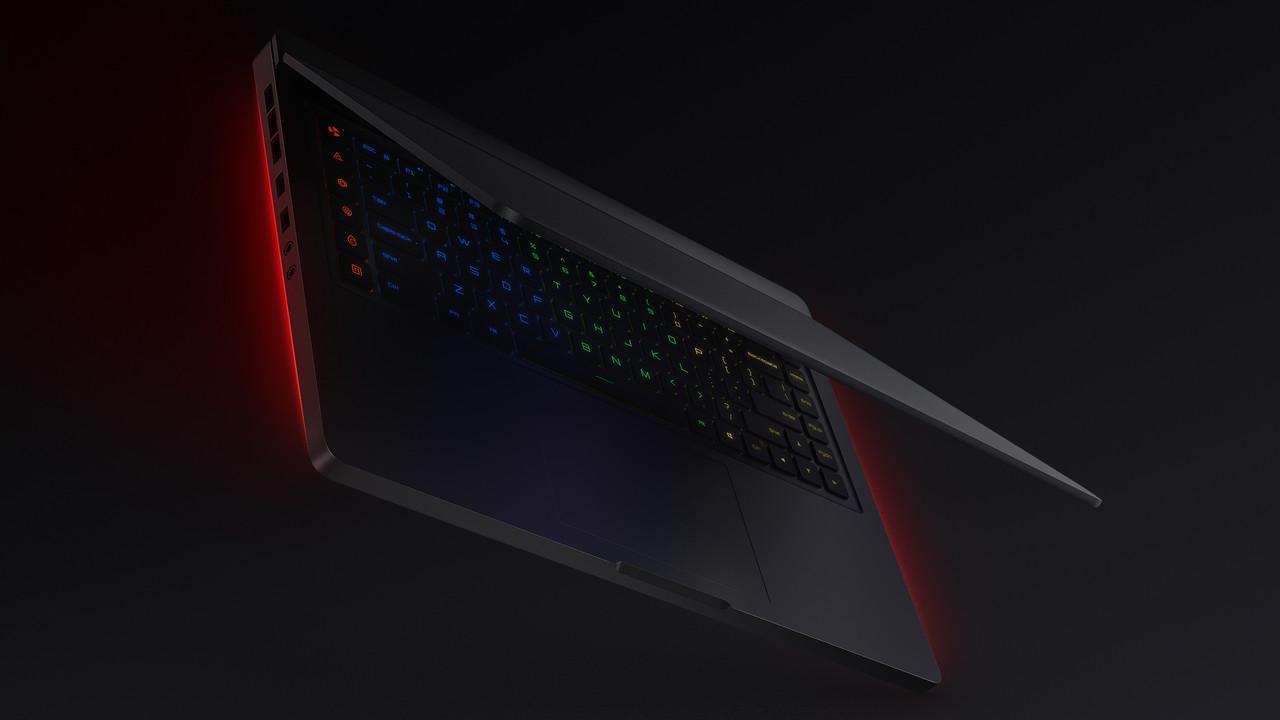 Mi Gaming Laptop: Xiaomi-Notebook für Spieler mit Kaby Lake, i7 und GTX 1060
