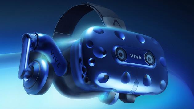 HTC Vive Pro: Mehr Pixel brauchen mehr Grafikleistung