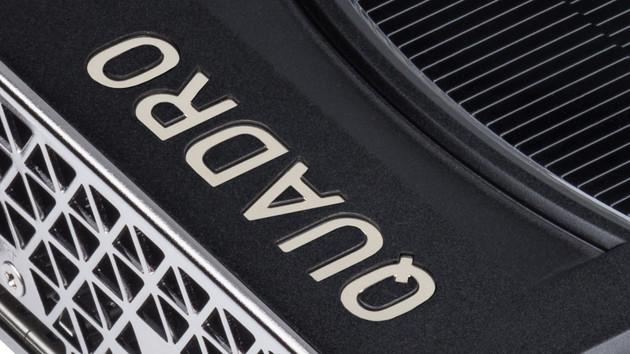Nvidia: Quadro GV100 mit Volta, 5.120 ALUs und 32 GB HBM2