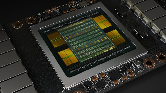 Tesla V100: Doppelter Speicher auf 32 GB HBM2