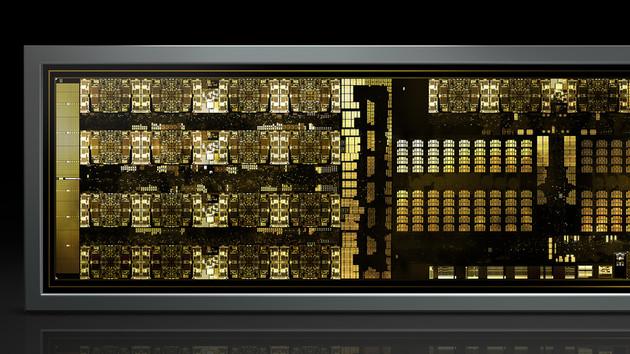Nvidia DGX-2: NVSwitch verbindet 16 GV100-GPUs für 81.920 Shader