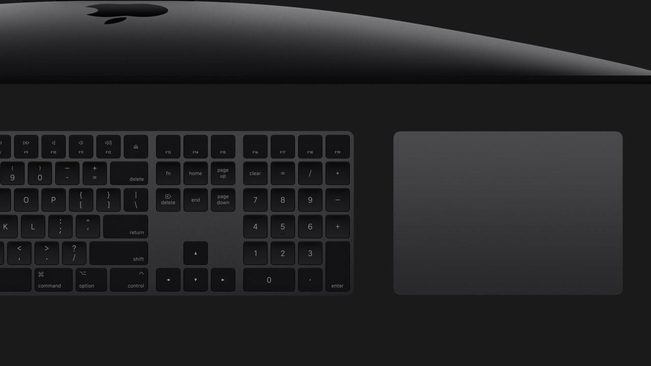 Jetzt verfügbar: Apple-Zubehör für den Mac in Space Grau frei verkäuflich