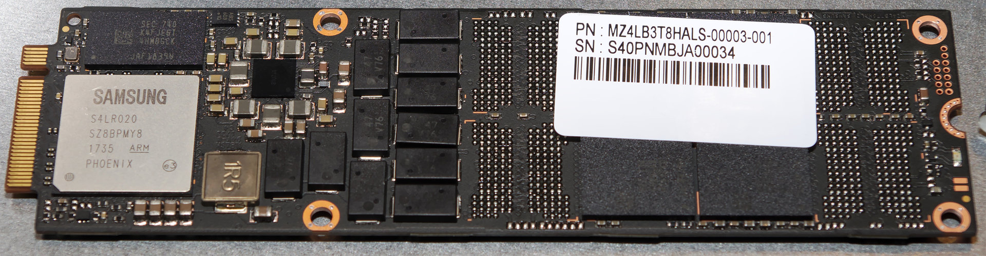 Samsungs NF1-SSD