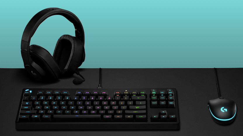 Logitech G Pro: Stereo-Gaming-Headset ganz ohne RGB-Beleuchtung