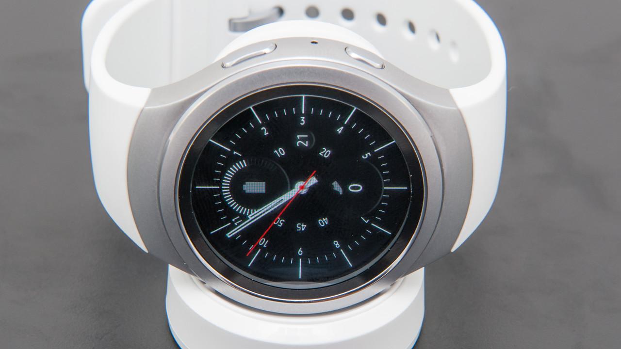 Samsung Gear S2: Großes Update überarbeitet Bedienung und Funktionen