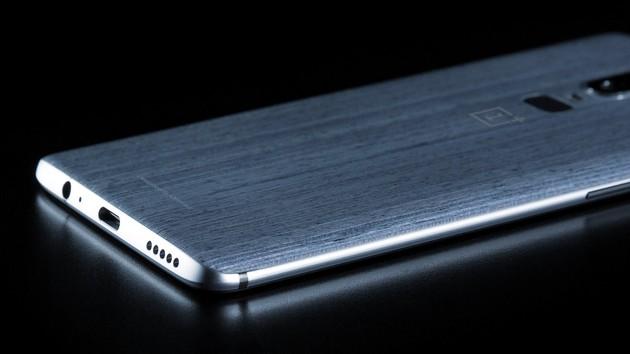 OnePlus 6: Neue Bilder zeigen das Smartphone, Notch bestätigt