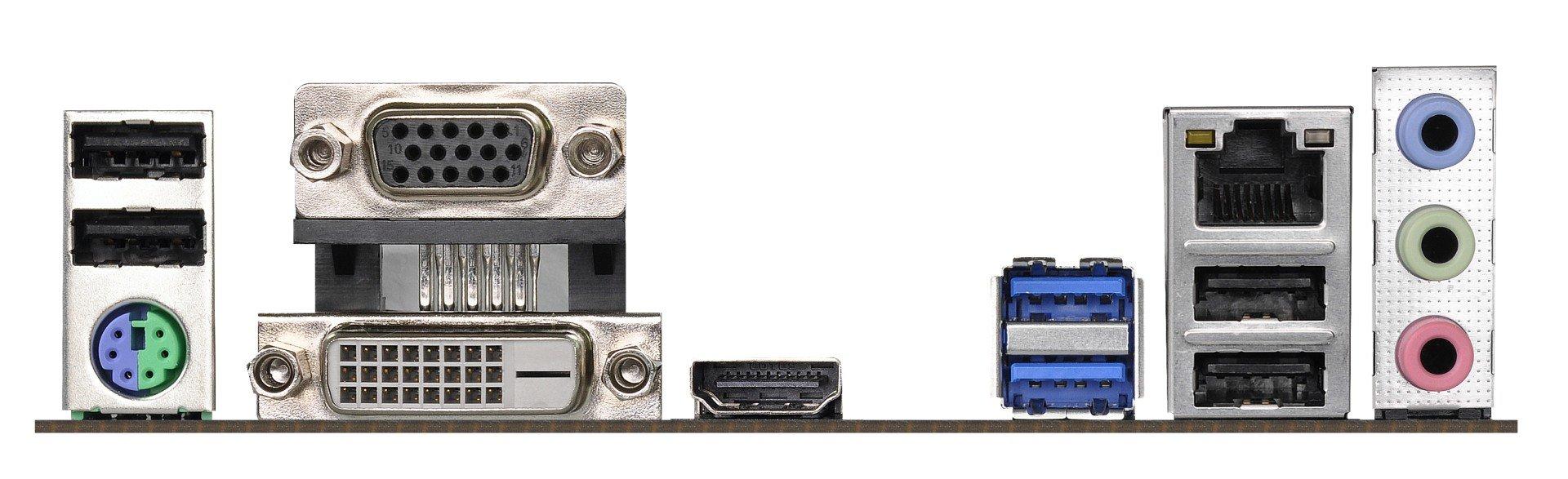 ASRock H310M-HDV