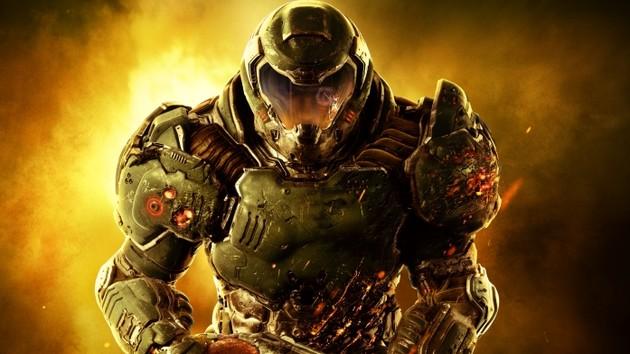 Update für Doom: UHD-Auflösung auf PS4 Pro und Xbox One X