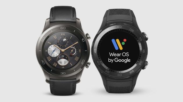Wear OS by Google: Android P für Smartwatches soll vor allem Strom sparen