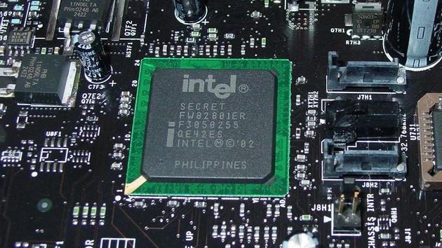 Im Test vor 15 Jahren: Intels Luxus-Chipsatz i875P für den Pentium 4