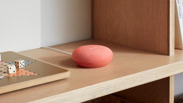 Google Home: Lautsprecher koppeln sich mit anderen über Bluetooth