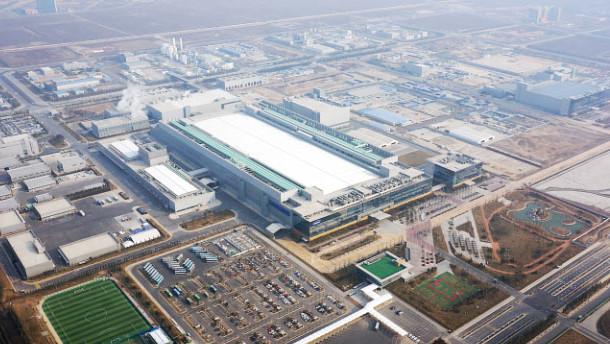 220.000 Wafer pro Monat: Samsung will NAND-Ausstoß in China verdoppeln