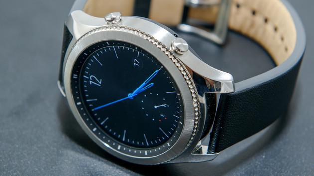 Samsung Gear S4: Entwicklung der neuen Smartwatch gestartet