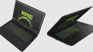 Gaming-Notebooks: Schenker setzt auf Coffee Lake-H und 144-Hz-Displays