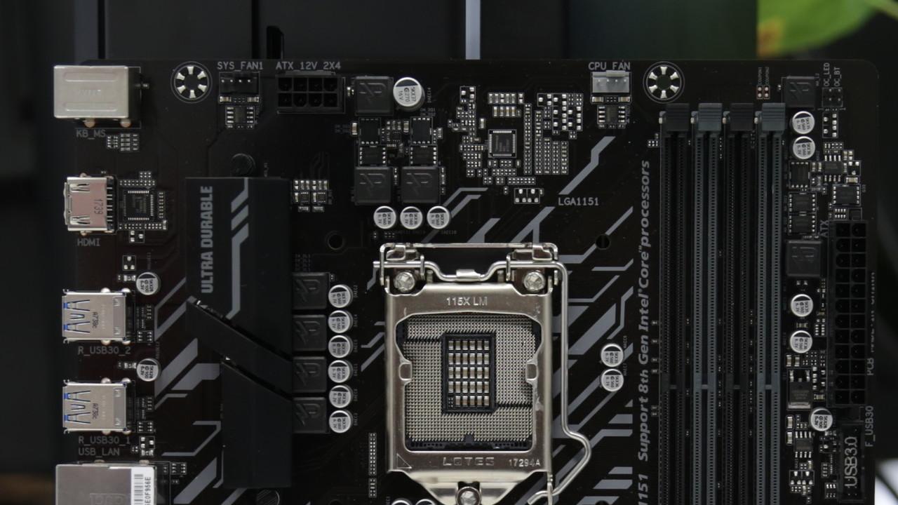 Intel: Neue CPUs und Mainboards am 3. April