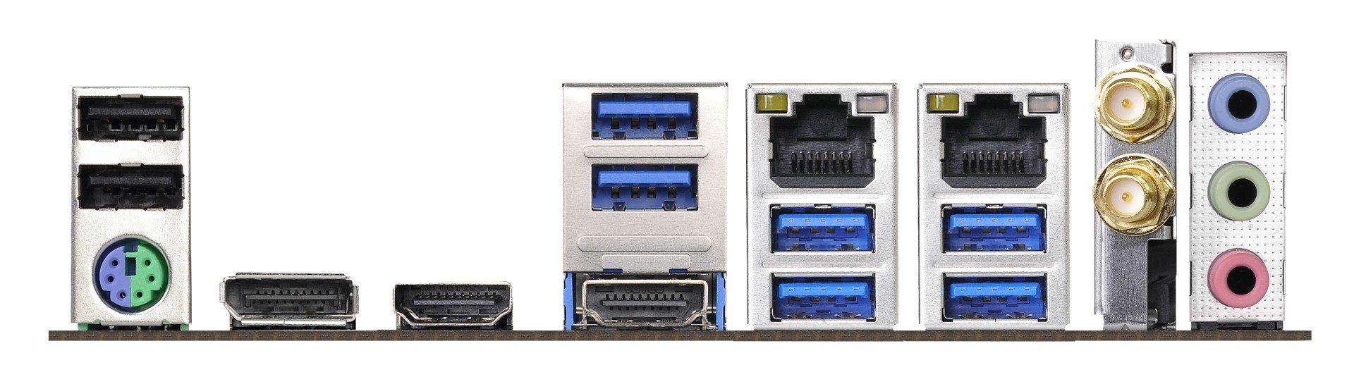 ASRock H370M-ITX ac