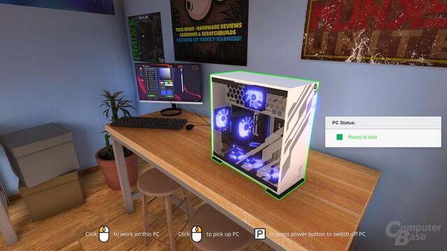 Kein echter Rechner kommt ohne RGB-LEDs aus!