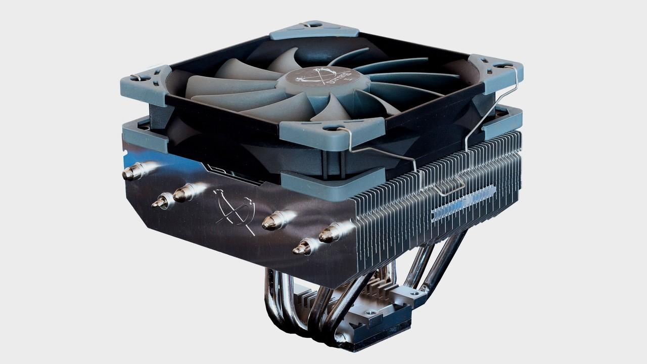 Scythe Choten: Ein hoher Top-Flow-Kühler für 35 Euro