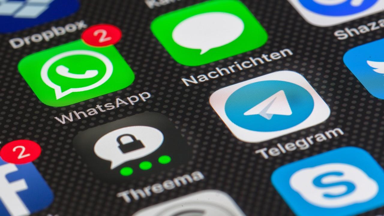 Reaktion auf Unruhen: Iran will den Messenger Telegram verbieten