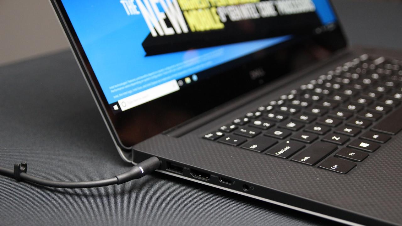 Dell XPS 15 (9570): Sechs Kerne und GTX 1050 Ti in schlanken 15Zoll