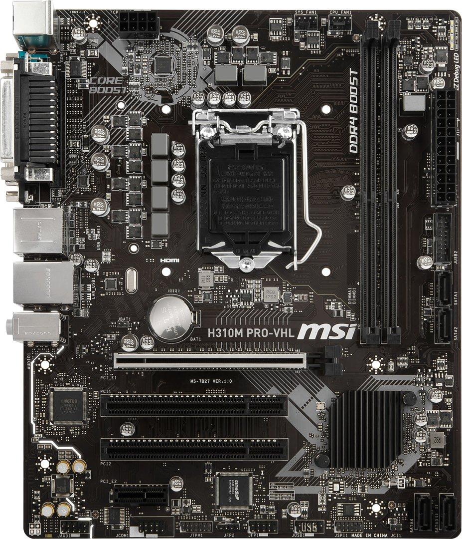 MSI H310M Pro-VLH