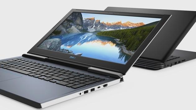 Dell G Series: Gaming-Notebooks für jene, denen Alienware zu teuer ist