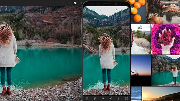 Adobe Lightroom: Android- und iOS-App mit neuen Funktionen