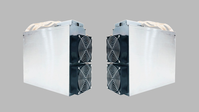 Bitmain Antminer E3: ASIC-System mit 180 MH/s in Ethash bei 800 Watt