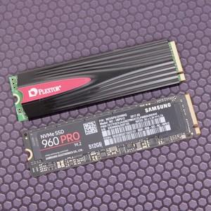 Plextor M9Pe(G) SSD im Test: Im Windschatten der 960 Pro, solange der SLC-Cache reicht