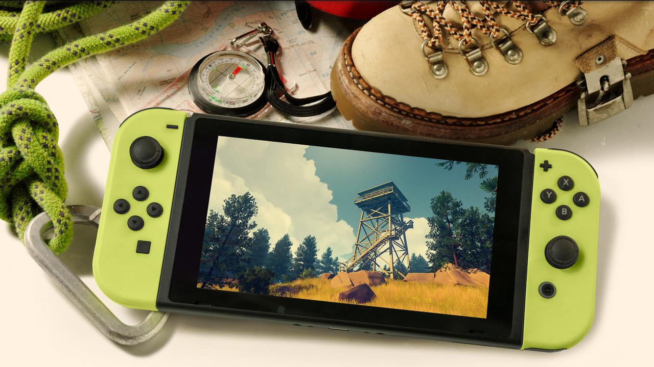 Firewatch: Bald auf der Nintendo Switch