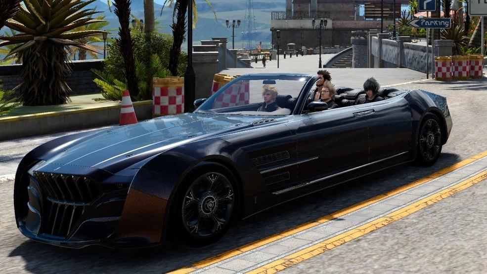 Final Fantasy XV: Vier neue DLCs führen 2019 zu alternativem Ende