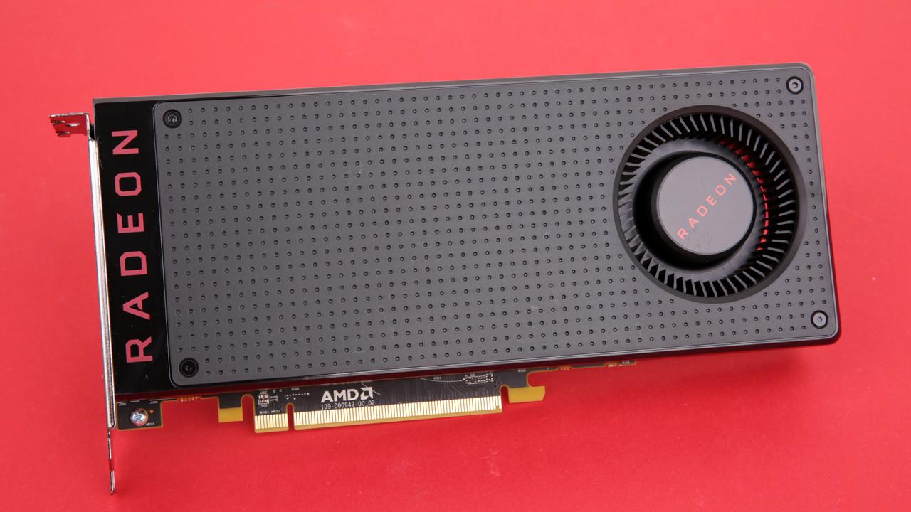 Radeon RX 500X: AMD verpasst Polaris für OEMs einen neuen Namen