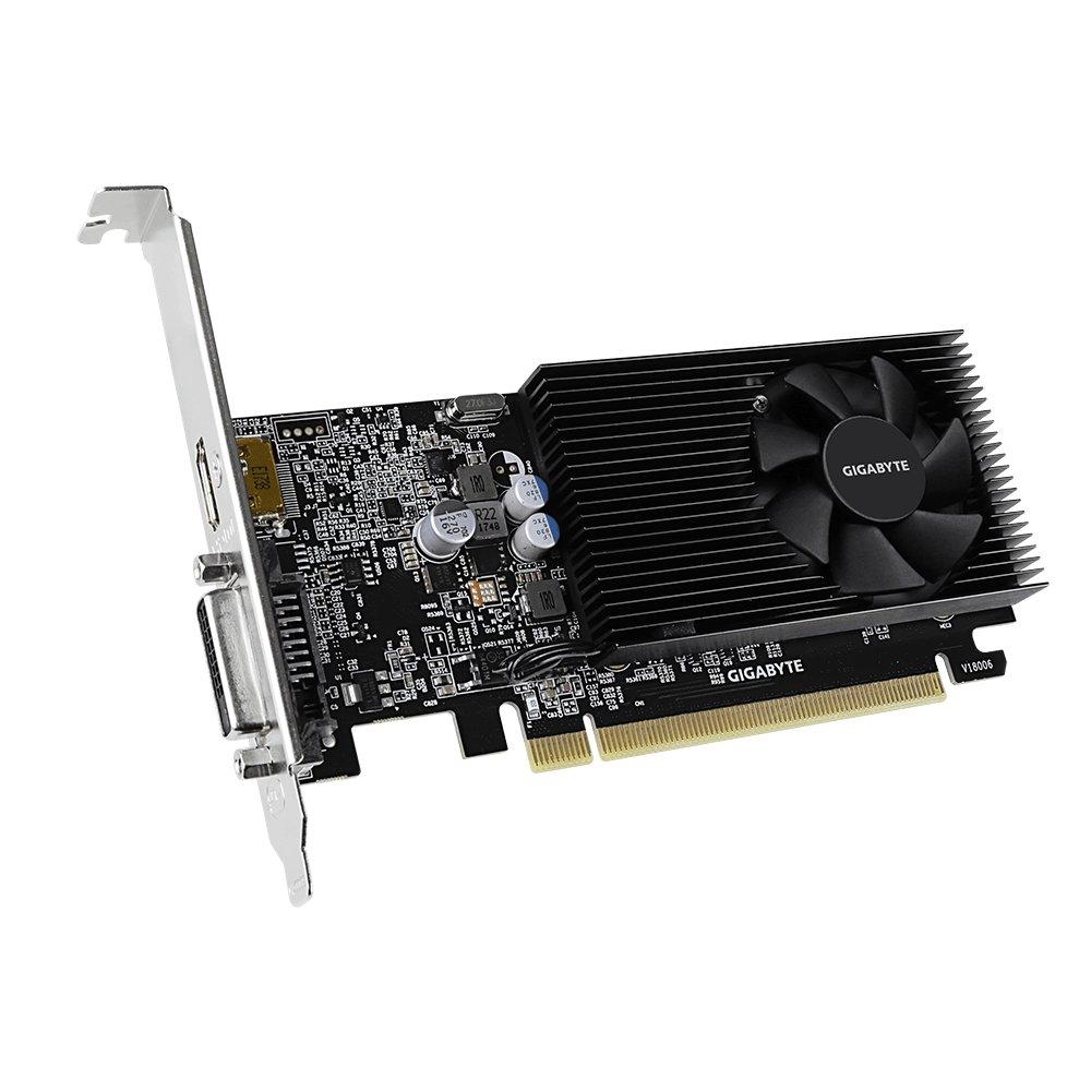 Gigabyte GeForce GT 1030 mit DDR4-Speicher