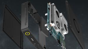"""Zotac Zbox Q Series: Nvidia Quadro P für die """"weltkleinste Workstation"""""""