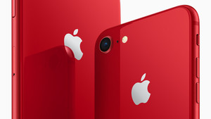 Apple: iPhone 8 als (PRODUCT)RED Special Edition vorgestellt