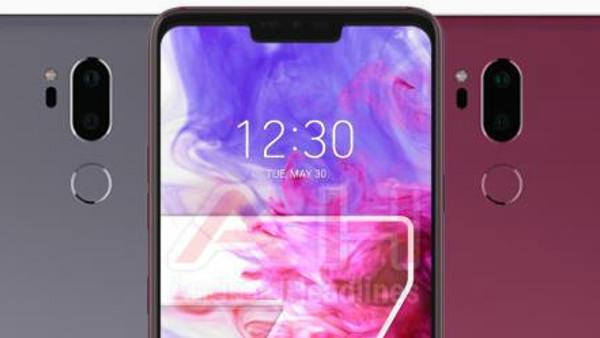 LG G7 ThinQ: Android-Smartphone mit AI wird am 2. Mai vorgestellt
