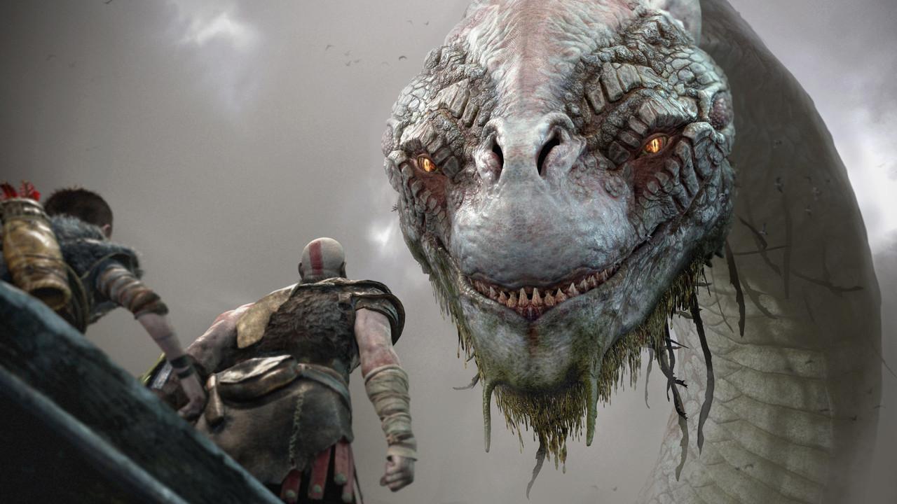 God of War: Neuer Trailer zum Gameplay veröffentlicht
