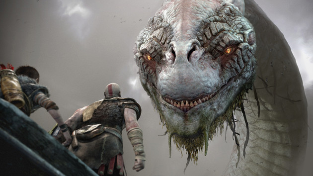 Neues Behind-the-Scenes-Video zu God of War
